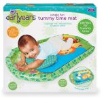 Jungle Fun Tummy Time Mat