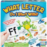 What Letter Do I Start With?