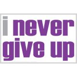Never Give Up Notes, Pack of 20
