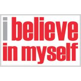 Believe in Myself Magnet