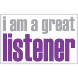 Listener Notes, Pack of 20