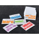 Hand-off Notes, Pack of 120