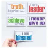 Encouragement Magnets, Pack of 5