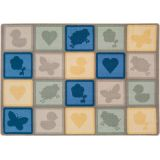 Cuddly Creatures™ Rug, 10'9 x 13'2 Rectangle