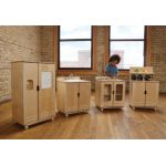 TrueModern® Play Kitchen, Set of all 4