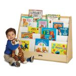Flushback Wide Pick-a-Book Stand