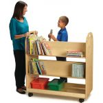 Jonti-Craft® Book Truck