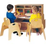 Jonti-Craft® Script-n-Skills Mini Station