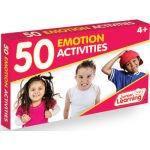 50 Emotion Activity Cards