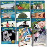 Non-Fiction Readers, Phonemic Awareness