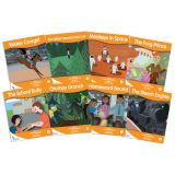Fantails™ Book Banded Readers, Orange Fiction, Levels H-I
