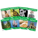 Fantails™ Book Banded Readers, Green Non-Fiction, Levels G-J