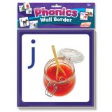 Wall Borders, Phonics