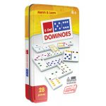 6 Dot Dominoes