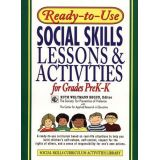 Ready-To-Use Social Skills Lessons & Activities, Grades PreK-K