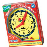 Judy® DIscovery Digital Clock