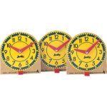 Mini Judy® Clocks, Set of 12