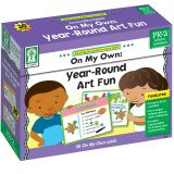 CenterSOLUTIONS® On My Own, Year-Round Art Fun