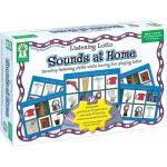 Listening Lotto: Sounds at Home Game