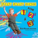 Start Smart Songs for 1's 2's & 3's, CD