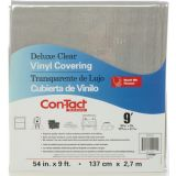 Con-Tact® Clear Vinyl Covering, Deluxe