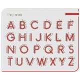 A to Z Uppercase Magnatab®