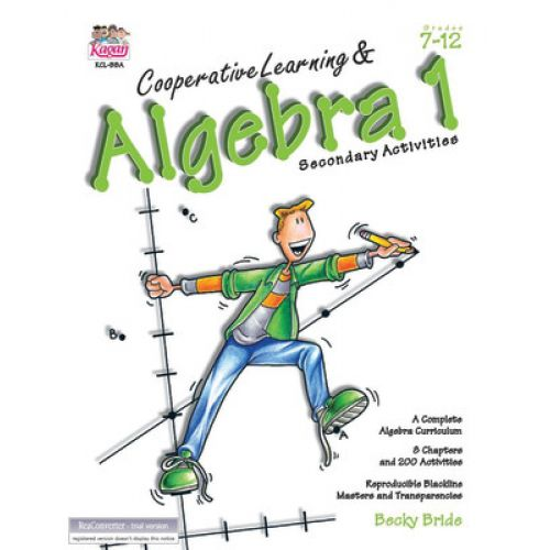 Cooperative Learning Algebra 1 Grades 7 12