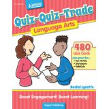 Quiz-Quiz-Trade, Language Arts, Grades 2-4
