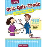 Quiz-Quiz-Trade, Language Arts, Grades 3-6