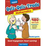 Quiz-Quiz-Trade: Mathematics, Grades 3-6