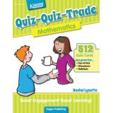 Quiz-Quiz-Trade: Mathematics, Grades 2-4