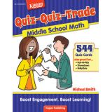 Quiz-Quiz-Trade: Middle School Math, Level 1