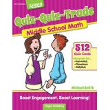 Quiz-Quiz-Trade: Middle School Math, Level 2
