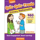 Quiz-Quiz-Trade: Mathematics, Grades K-2