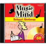Music for the Mind CDs, Relaxed Alertness