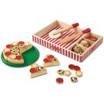 Wooden Pizza Party Play Set