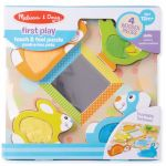 Touch & Feel Peek-a-Boo Pets Puzzle