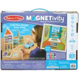 Magnetivity™ Magnetic Building Play Set: Our House