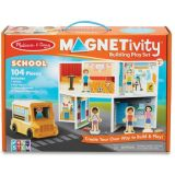 Magnetivity™ Magnetic Building Play Set: School