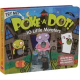 Poke-A-Dot!®: 10 Little Monsters