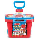 Fill & Roll Grocery Basket