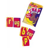 Snap It Up!® Card Games, Phonics & Reading: Word Families