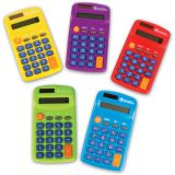Rainbow Calculators, Set of 10