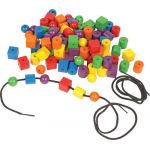 Beads Set, 108 beads & 2 laces