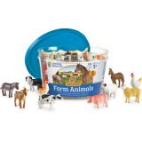 Farm Animals Counters