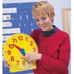 Big Time™ Learning Clock, 12-Hour Demonstration Clock