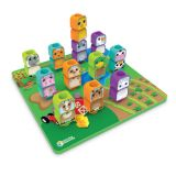 Peg Friends™ Stacking Farm