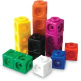 MathLink® Cubes, Set of 100