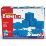 Interlocking Base Ten Class Set