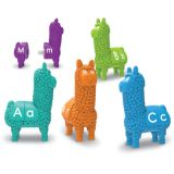 Snap-n-Learn™ Letter Llamas
